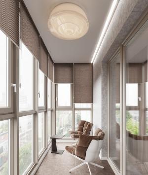Интерьер однокомнатной квартиры 39 кв. м. ремонт pinterest к.